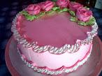 vanilla sponge cake+fc