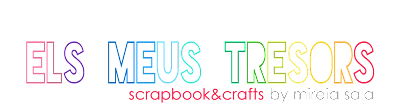 els meus tresors - scrapbook and crafts