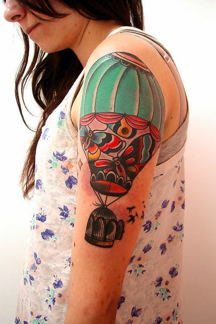 Tattoo Balloom