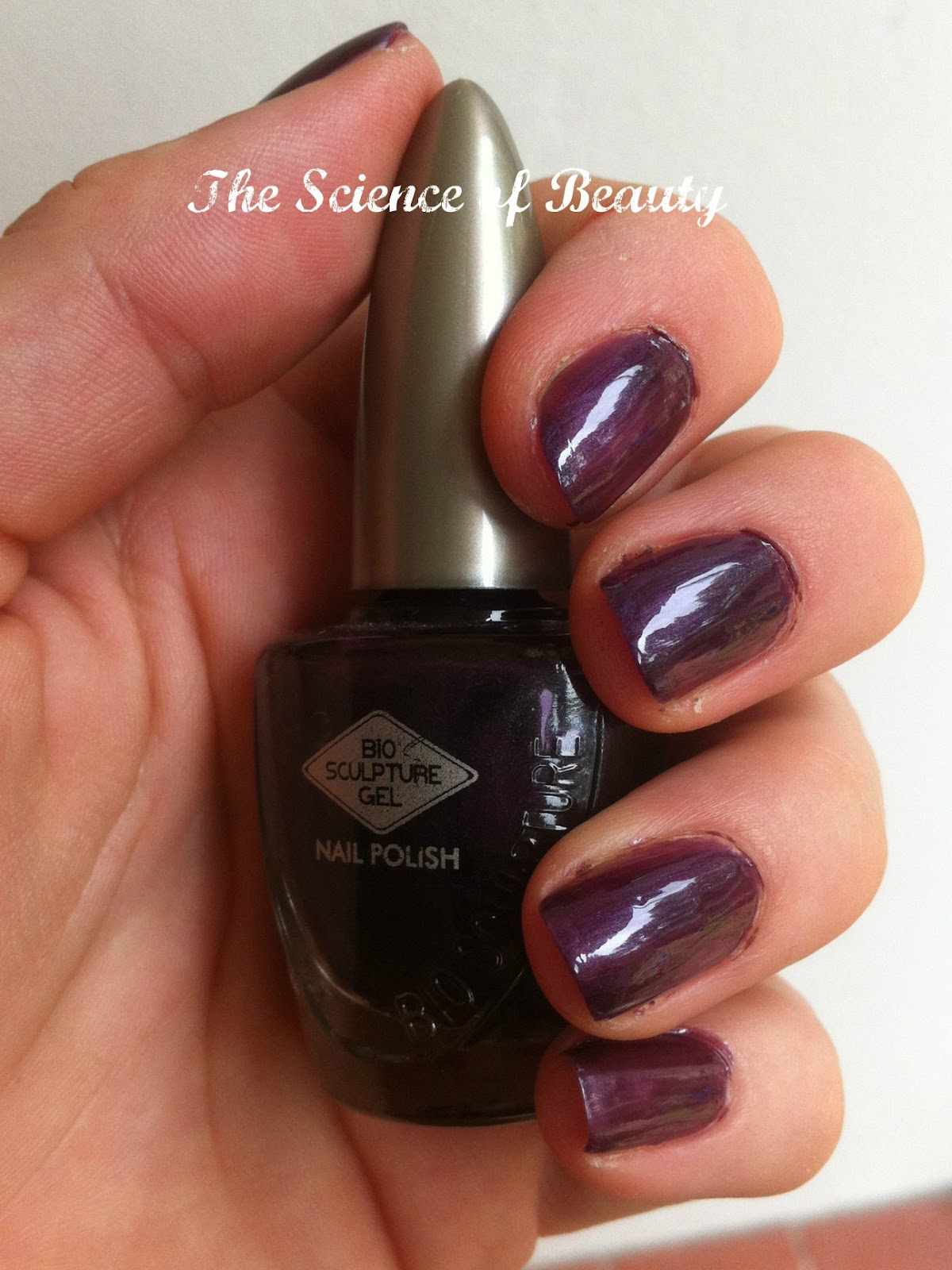 The Science of Beauty: Bio Sculpture Black Aubergine (2031 ...