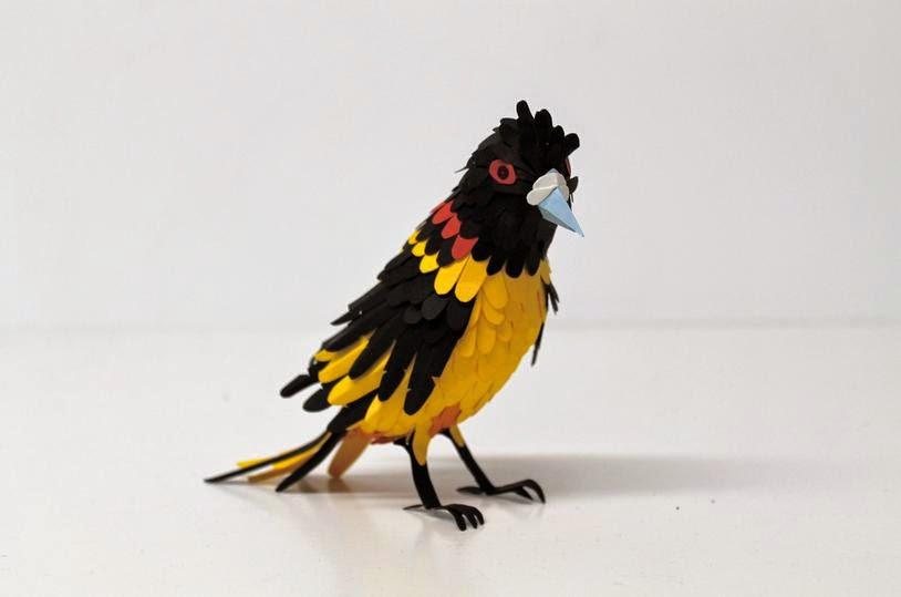 Картинки для поделок птицы