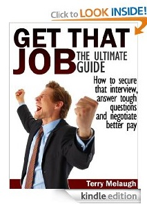 Free eBook Feature: Get That Job, The Ultimate Guide