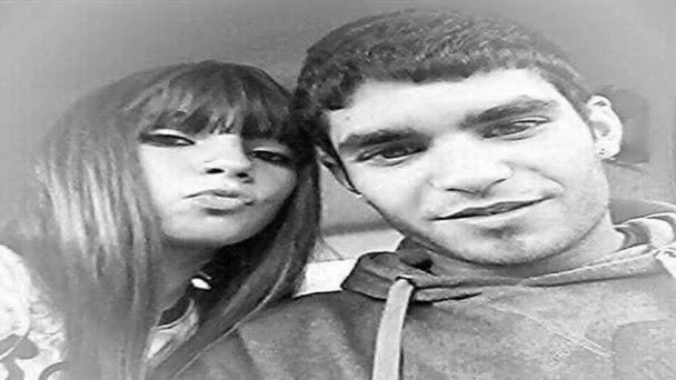 Foto de los jóvenes desaparecidos en La Palma