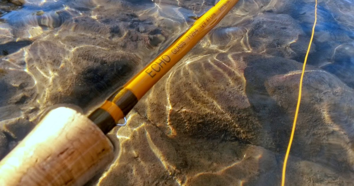Echo Glass Rod Review