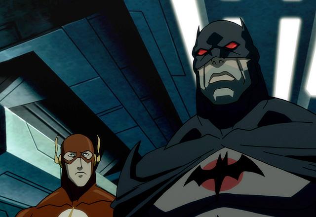 Justice League Flashpoint Paradox Joker