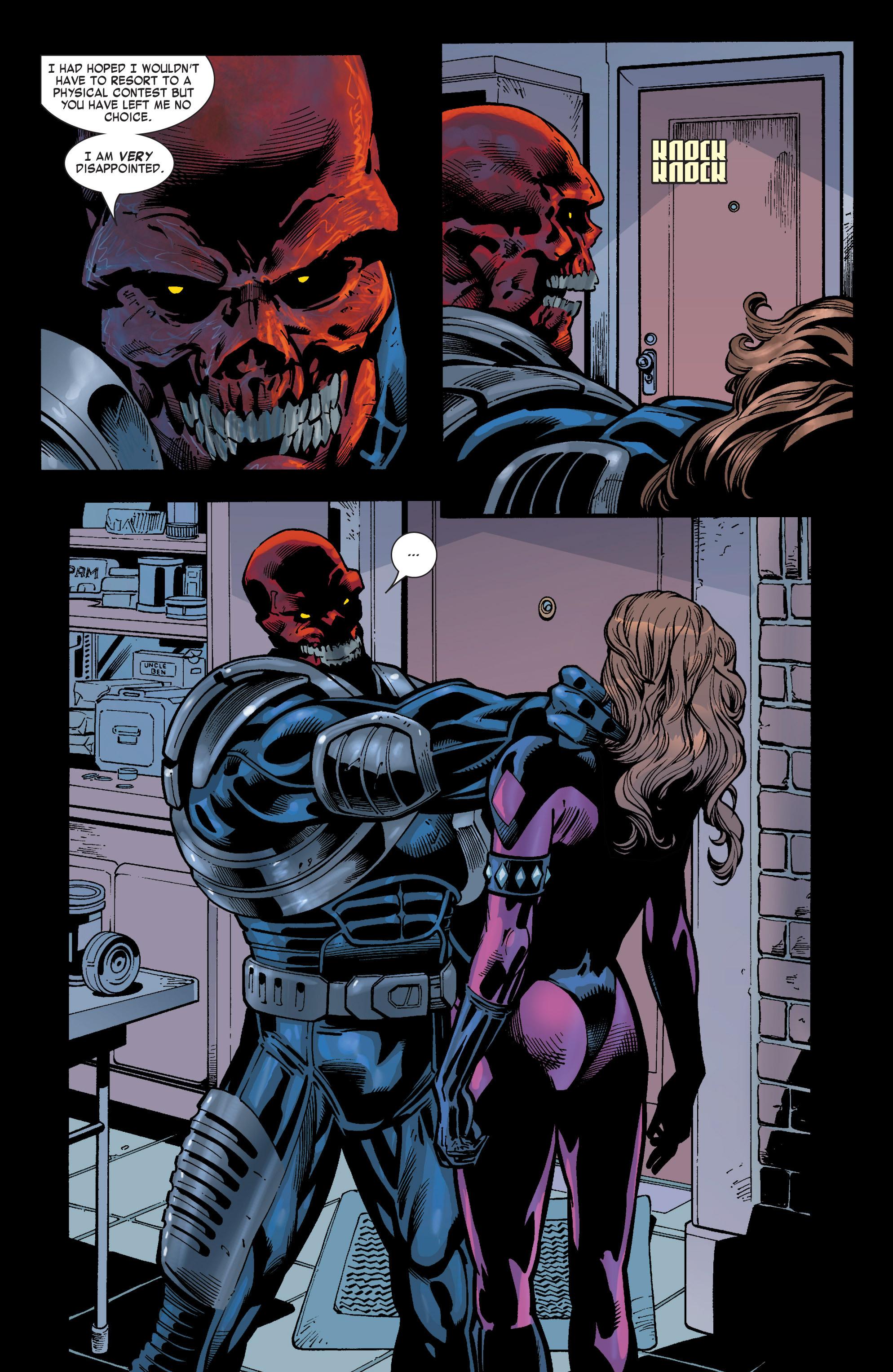 Captain America (2002) Issue #31 #32 - English 23
