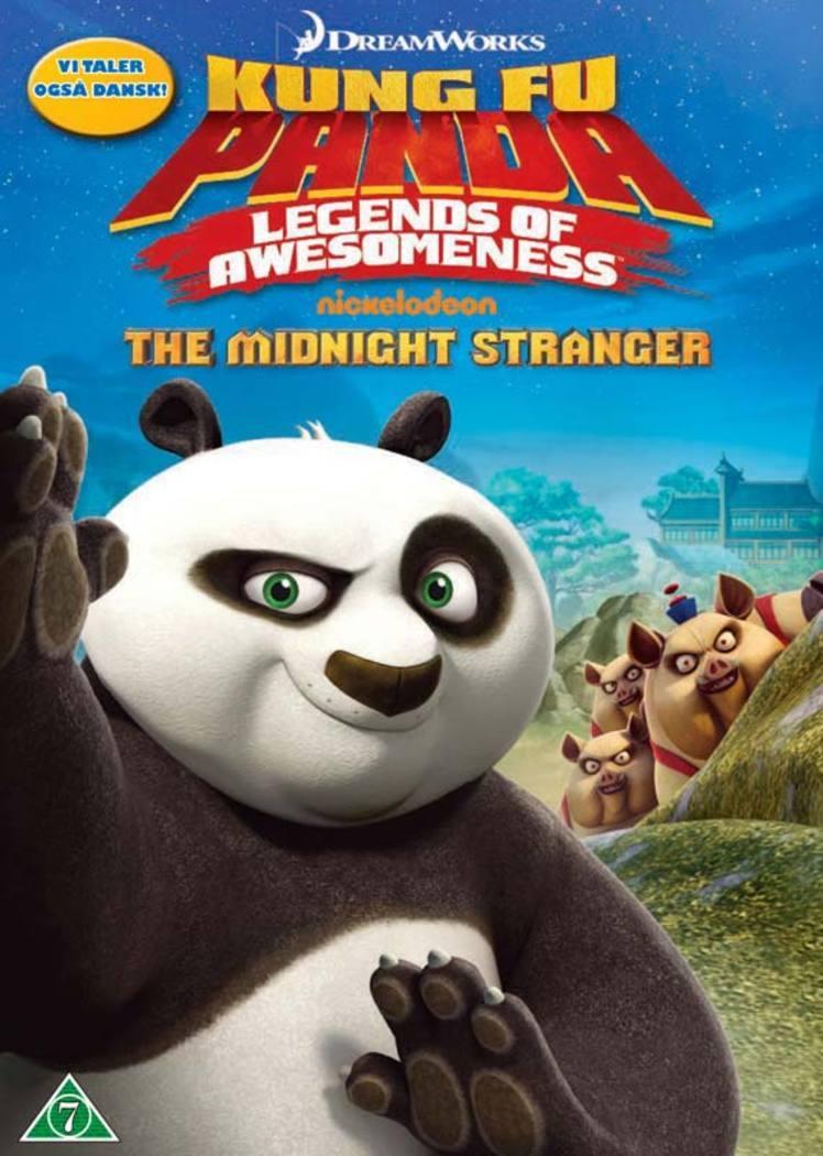 Kung Fu Panda: Legends Of Awesomeness Vol.4 กังฟูแพนด้า ตำนานปรมาจารย์สุโค่ย! ชุด 4