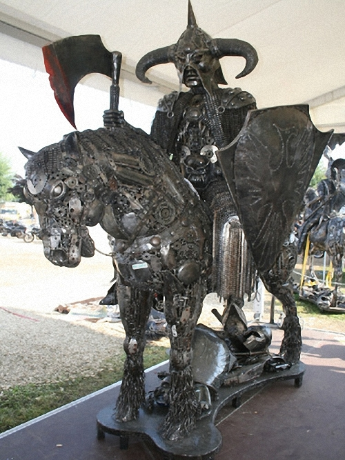 4a-Large-Fantasy-Sculpture-Death-Dealer-Frank-Frazetta-Conan-Giganten-Aus-Stahl