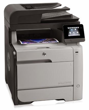 HP LaserJet M476dw