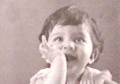 baby pictures of famous people aishwarya rai