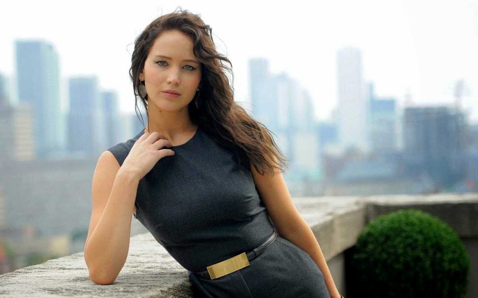 Jennifer Lawrence Young Wallpaper