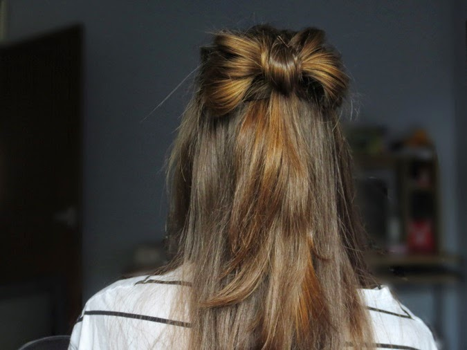 cute hair bow