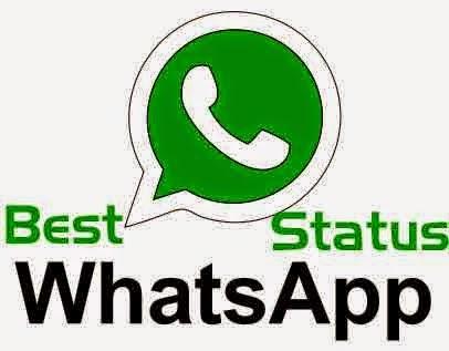 Best Whatsapp Status 2015