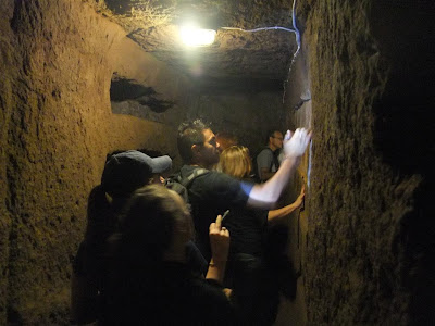 rome italy catacombs