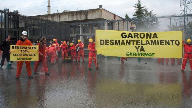 El Gobierno en funciones pretende reabrir la central de Garoña