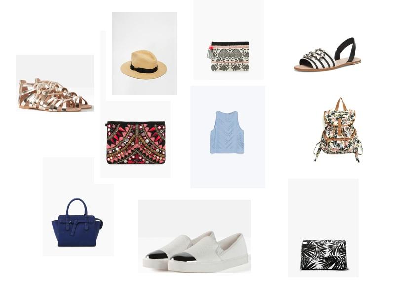 Mission personnal Shopper : une tenue pour l'été ..