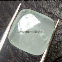 Batu Permata Aquamarine Beryl