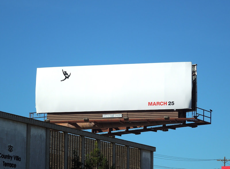 Mad Men season 5 Falling Man billboard