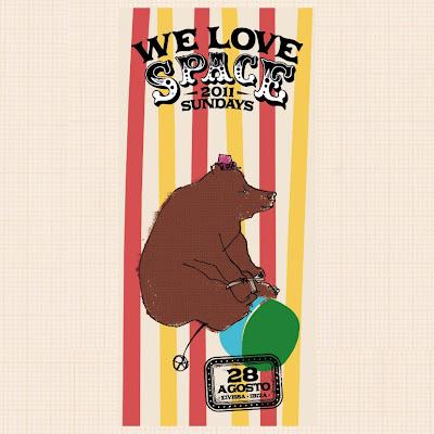 We Love... Space Ibiza, 28.8.11