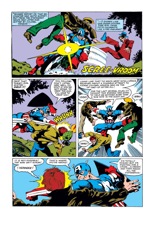 Captain America (1968) Issue #255 #170 - English 12