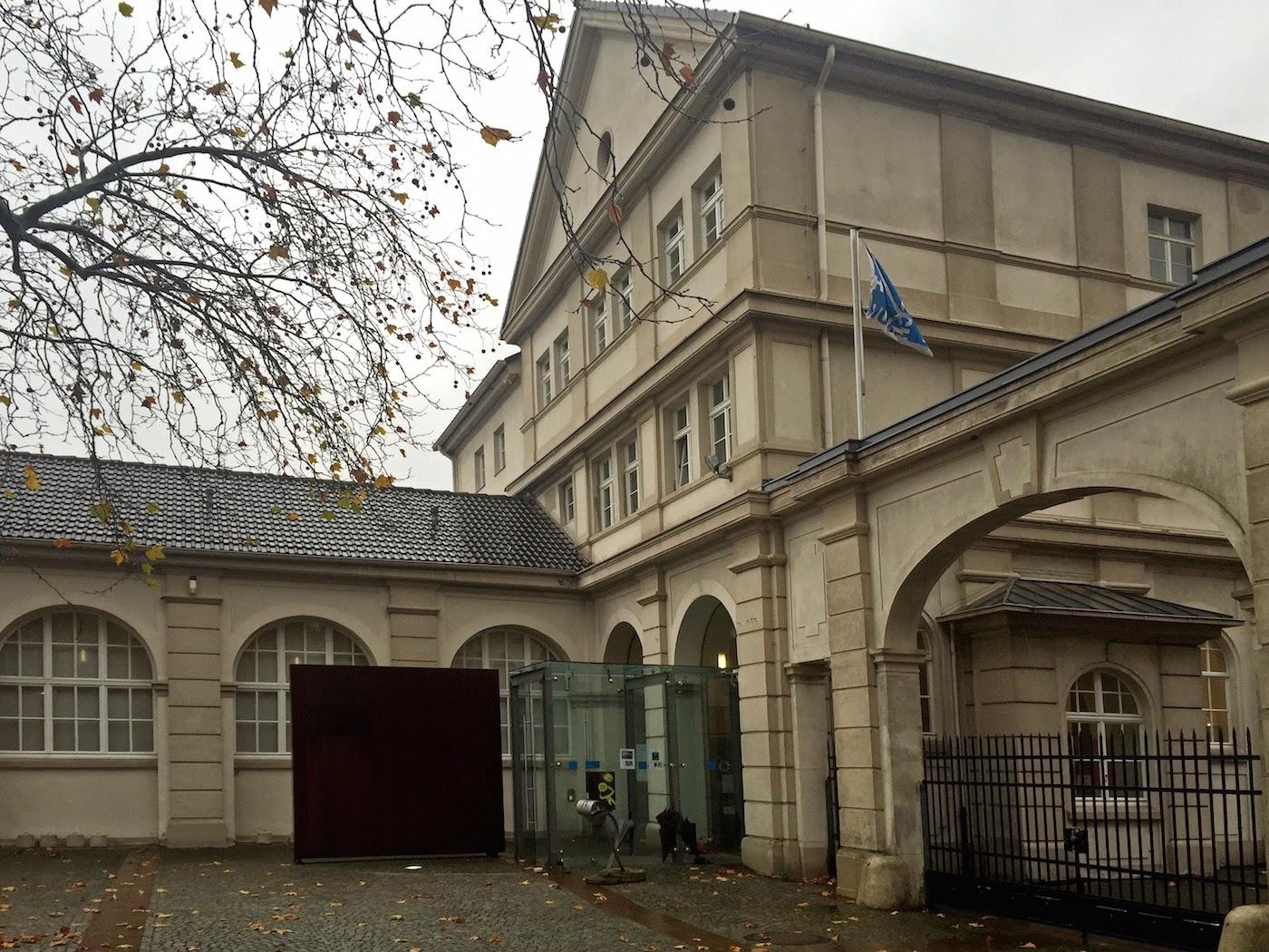 Fabriktor 1 auf dem Gelände von Hoesch in Dortmund