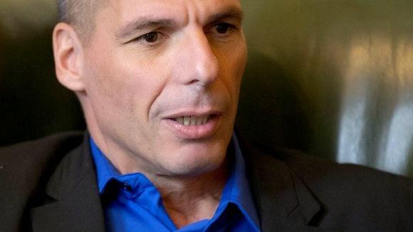 Ο Έλληνας Υπουργός των Οικονομικών Γιάννης Βαρουφάκης προτείνει κοινωνικό πρόγραμμα για τη ζώνη του ευρώ.