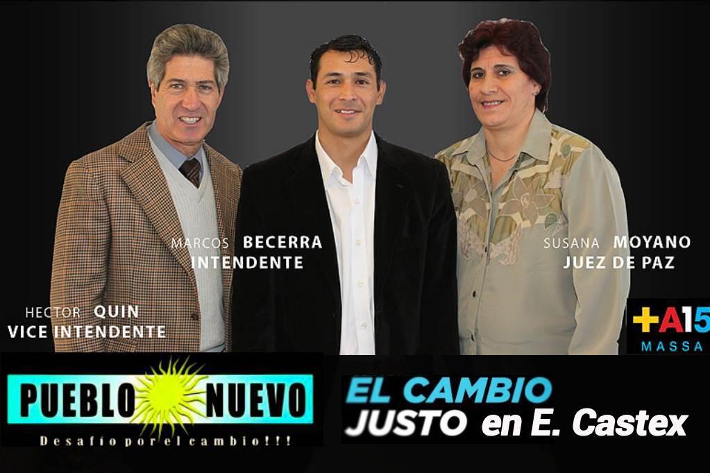 El Cambio Justo en Eduardo Castex