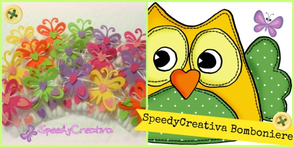 Bomboniere Speedy Creativa