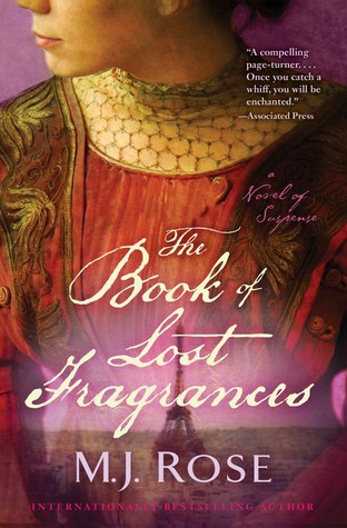 The Book of Lost Fragrances book cover
