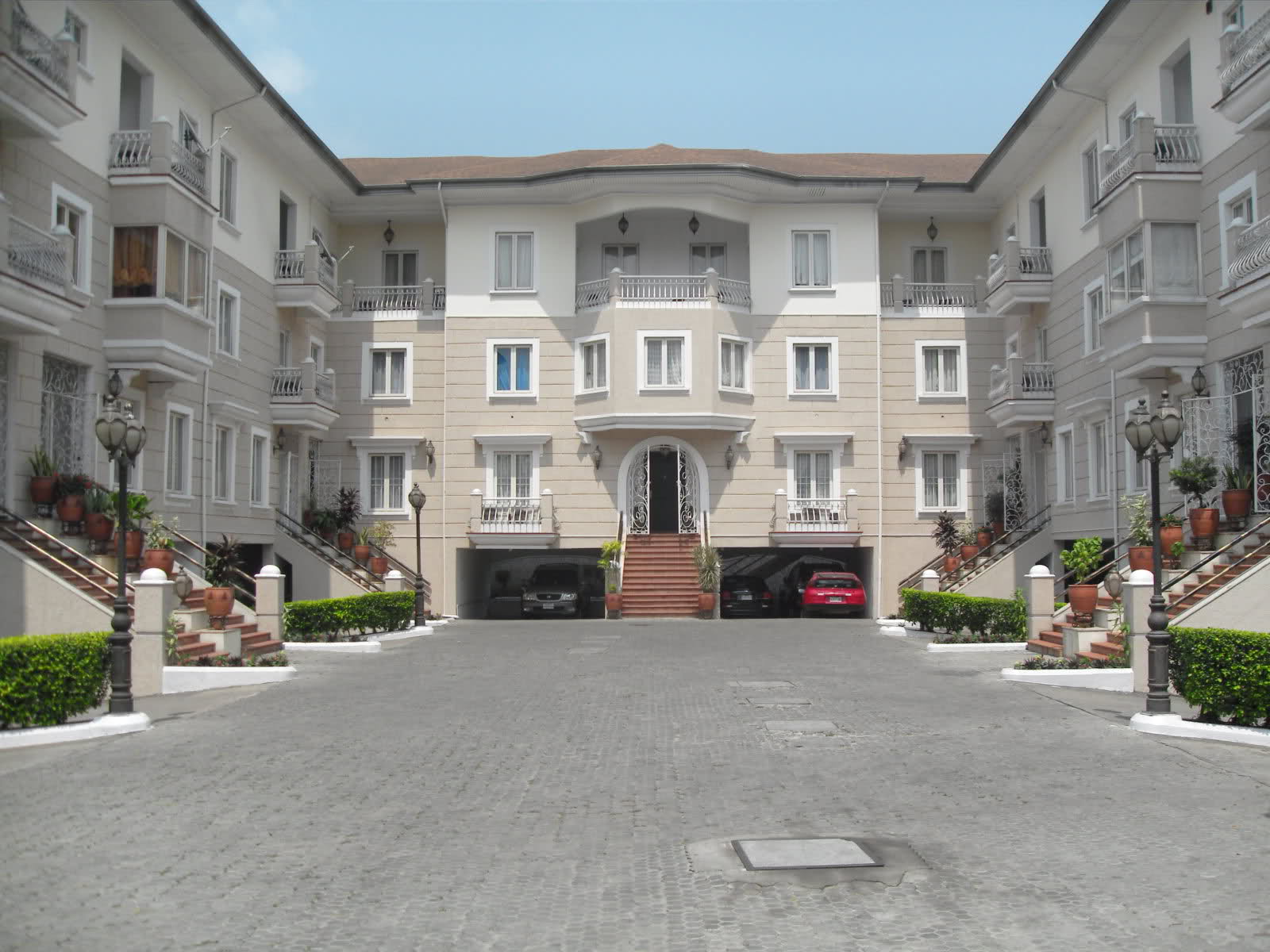 Lekki lagos mansions joy studio design gallery best design for Mansions in nigeria for sale