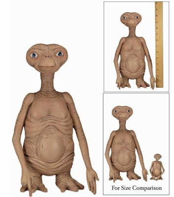 "NECA 12"" ET Foam Replica Figure"