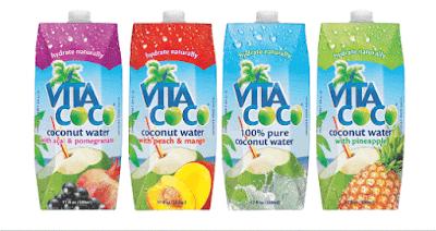 Vita Coco, Coconut Water