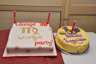 Ruggedman's Birthday cake