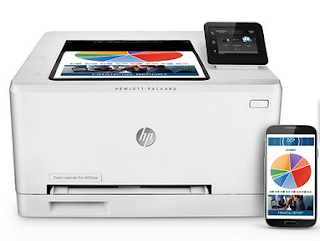 HP Color LaserJet Pro M252dw Drivers Free Download