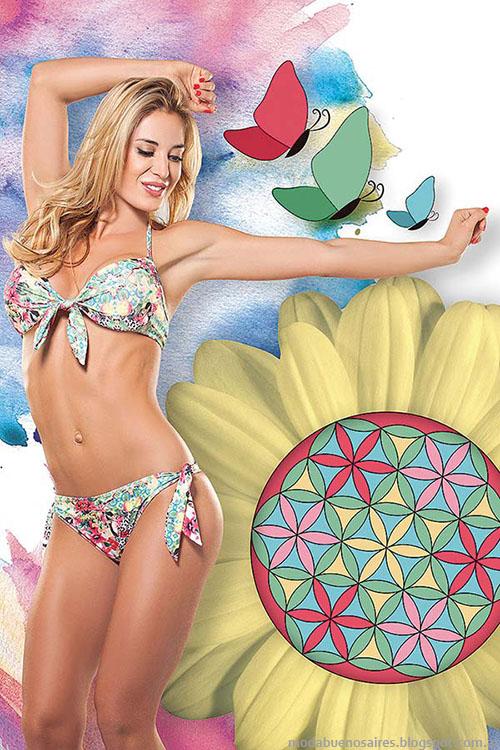 Bikinis moda trajes de baño 2015 Cocot.