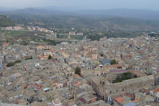 Corleone, made famous by The Godfather movies, is the birthplace of Sicilian patriot Francesco Bentivegna