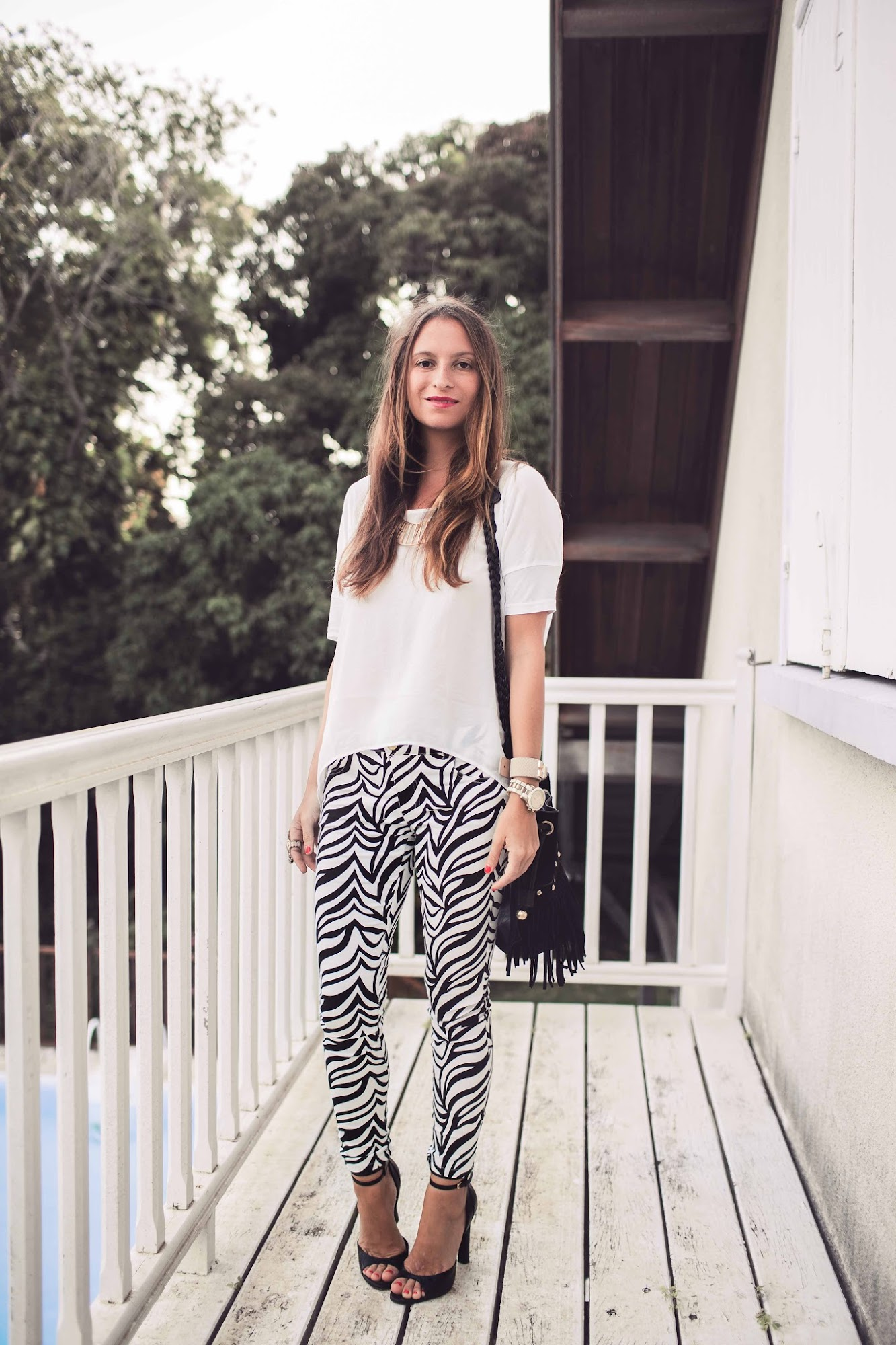 Blog mode, vetements fashion, fashion blog -ZEBRA - 1