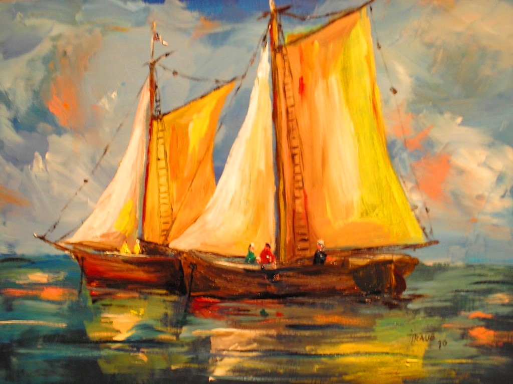 pinturas de barcos pintura y artistas tattoo design bild