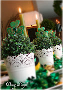 St. Patrick's Table for Six