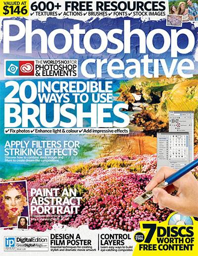 Photoshop Creative Issue 126 2015