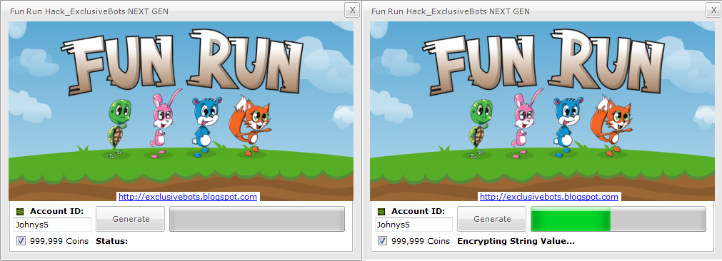 FUN RUN HACK FOR UNLIMITED COINS