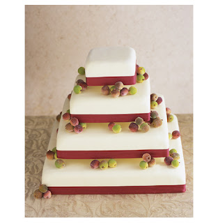 Layers Wedding Cake Design
