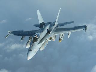 F 18 Fighter Jet