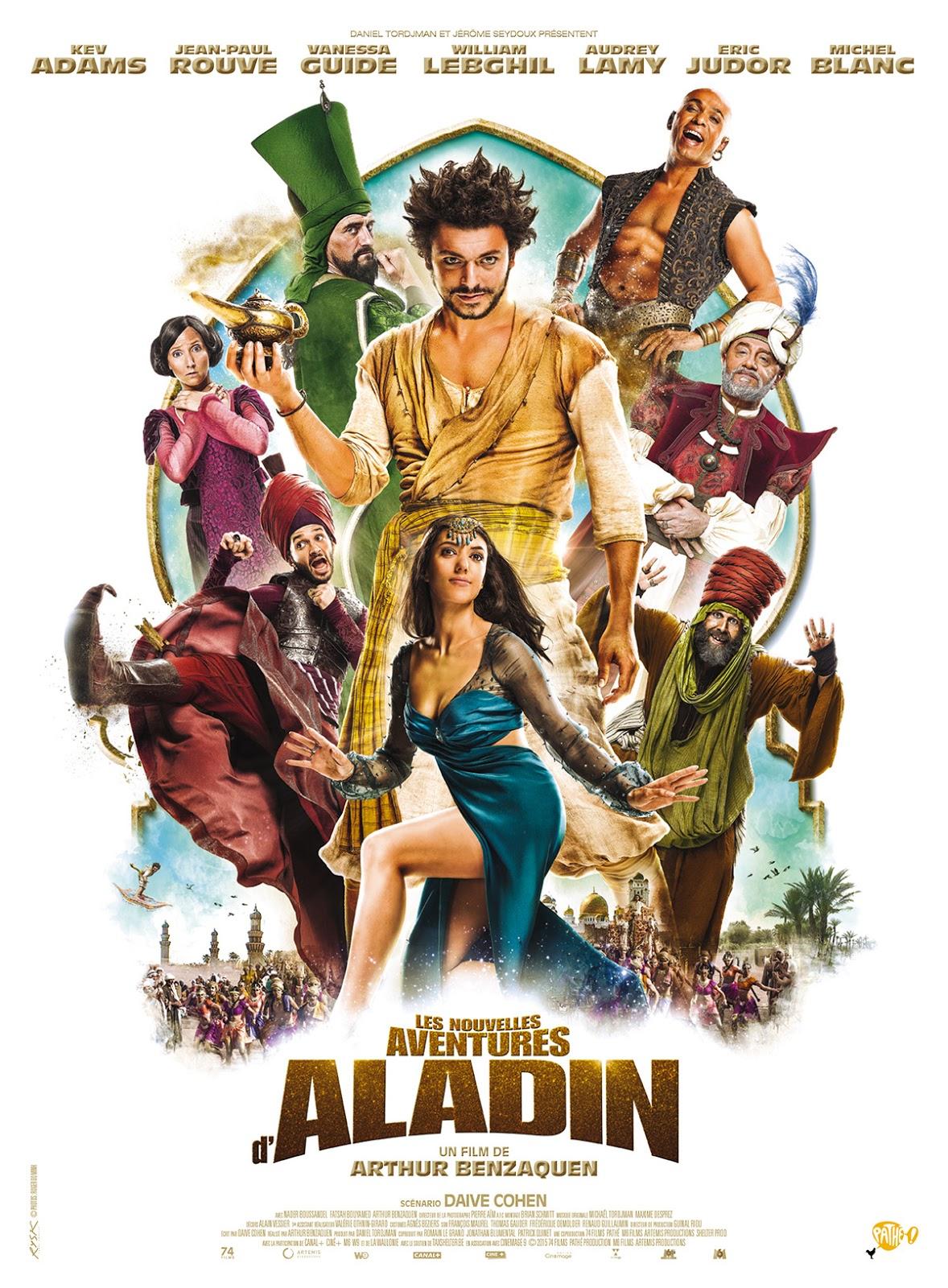 Deu a Louca no Aladin Legendado