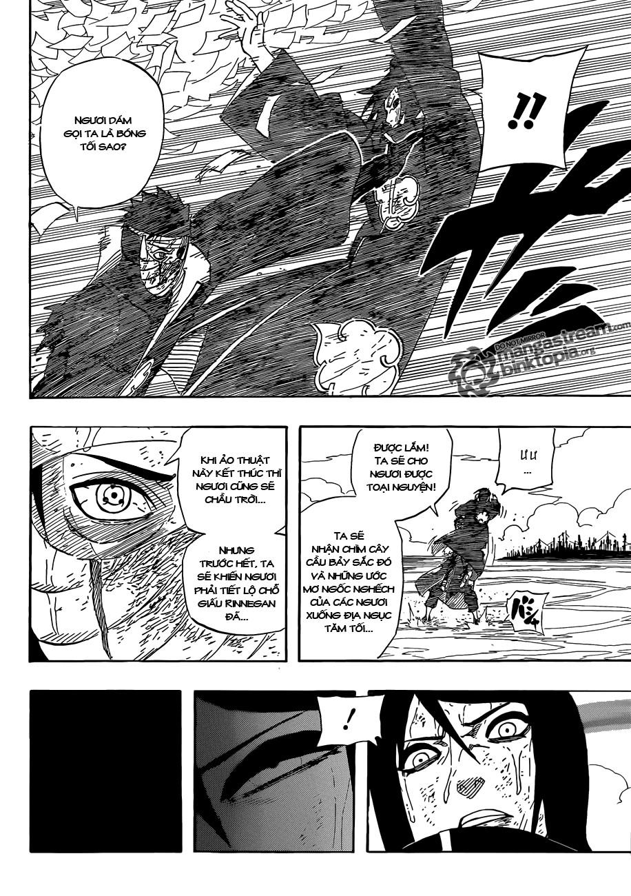 Naruto chap 510 Trang 15 - Mangak.info
