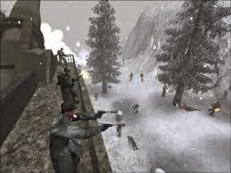 Download Game PC Ringan Wolfenstein Enemy Territory