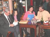 "Café Literario ""Antonio Aliberti"", ciclo 2008, reunión nº 392 en Café Monserrat"