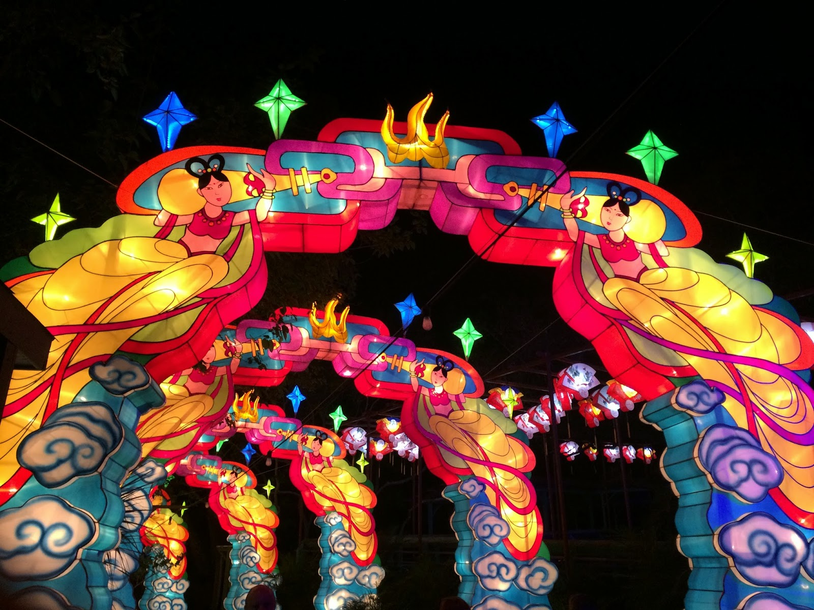 lowry park zoo zoominations chinese lantern festival