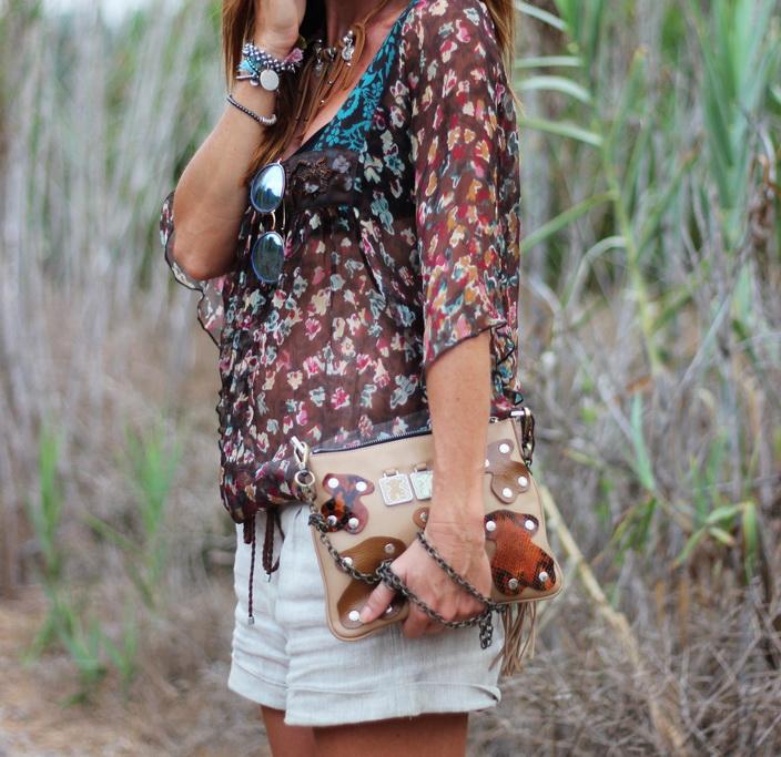 Flores Otoño 2015 - Streetstyle - Fashion blogger - Tendencias Otoño