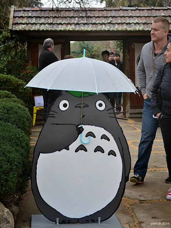 spirited by espionage gallery - totoro's umbrella